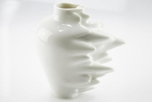 Mini Vaso in porcellana
