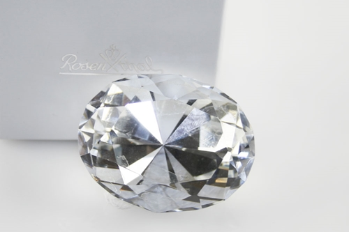 Diamant in cristallo