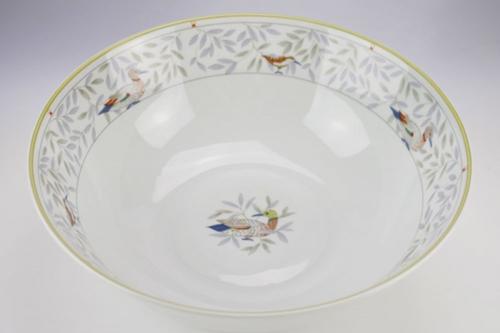 Servizio di piatti con uccellini - 53pz