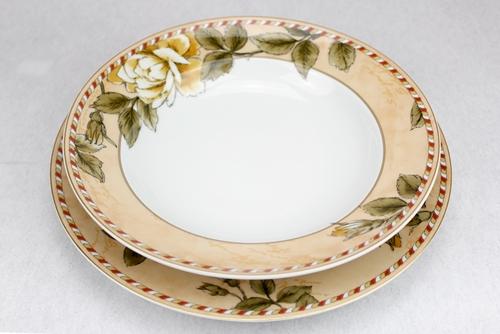Servizio di piatti fiorato Rosenthal - 53pz