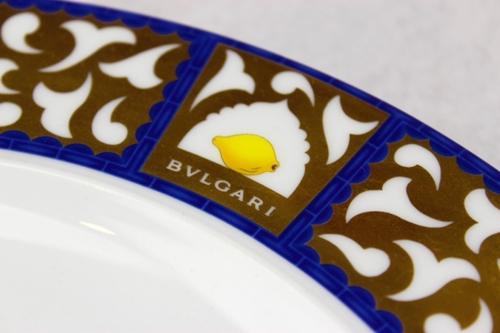 Piatto frutta Rosenthal linea BVLGARI